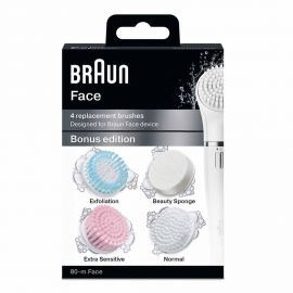 Braun Face Bonus Edition - Replacement Brushes