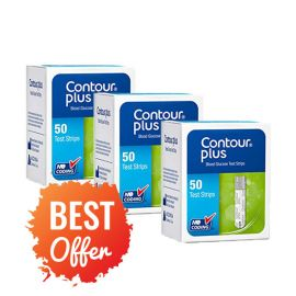 Contour Plus Test Strips 150 Strips Offer