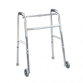 Foshan Folding Walker with Wheel - FS912L