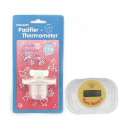 Cute Baby Infant Digital Pacifier Thermometer