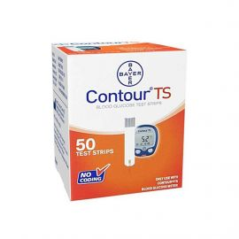 Contour TS Glucose Test Strips