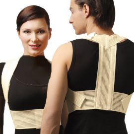 Posture Corrector for Upper Spine with Splints