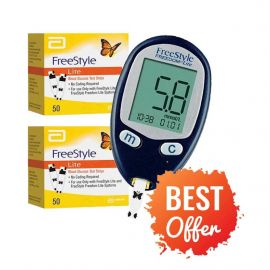 Freestyle Freedom Lite Blood Glucose Monitor Value Pack